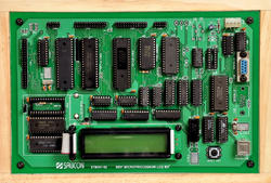 8051 Microcontroller Trainer (LCD VER.)-ST805102
