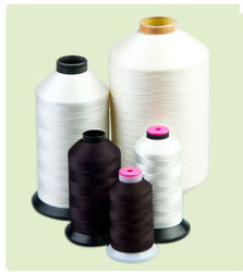 White Spun High Tenacity Polyester Thread, 1 ply, Packaging Type: Reel