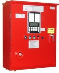Diesel Driven Fire Pump Panel