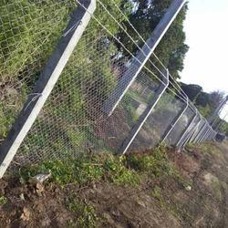 GI Chain Link Fencing Service