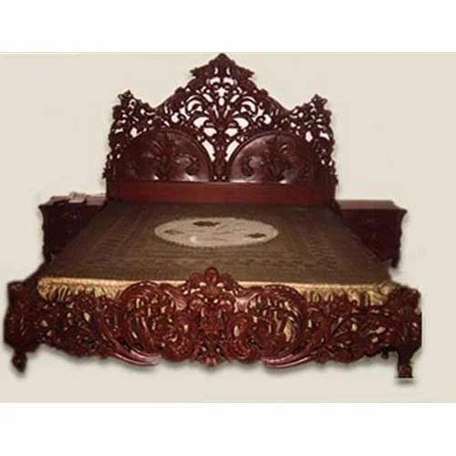 Designer Bed. Designer Bed  Wooden Beds   Paschim Vihar  New Delhi   Brass Wood