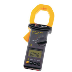 AC/DC Clamp Meter - HTC