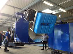Slimline Tanks Making Machinery