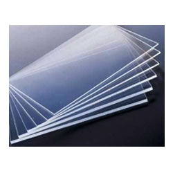 Polymethyl Methacrylate Sheets