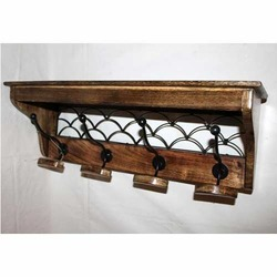 Wooden Traditional Wall Shelves