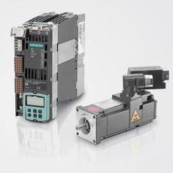 Siemens Servo Drive and Motor Repair
