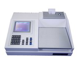 Single Beam Spectrophotometer