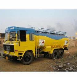 Diesel Road Tanker