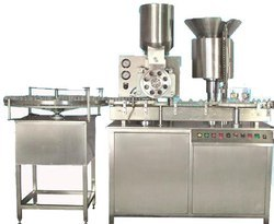 Automatic Injectable Powder Filling Machines