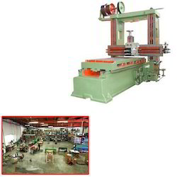 Planer Machine for Fabrication Shop