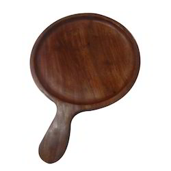 Wooden Pizza Base