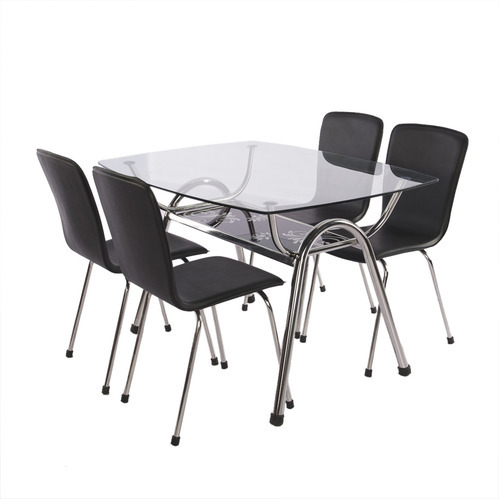 ISD 02C Stainless Steel Dining Table Part 96