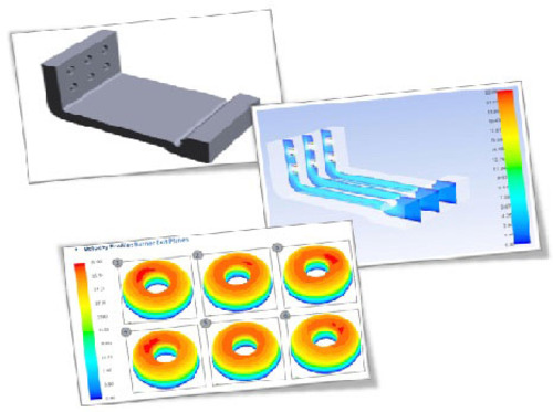 Cfd Analysis Services, Cfd Analysis Services - Autocad