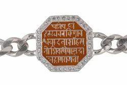 925 Silver Rajmudra Bracelet