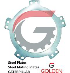 Caterpillar Steel Plates
