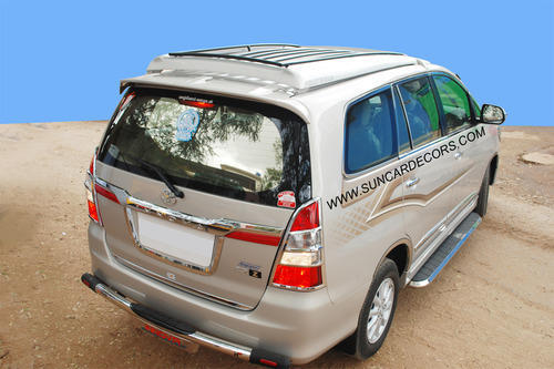 Luggage Carrier Toyota Innova Luggage Carrier