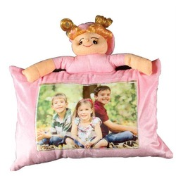 Doll Pink Cushion