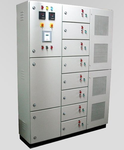 High Tension Automatic Capacitor Panel