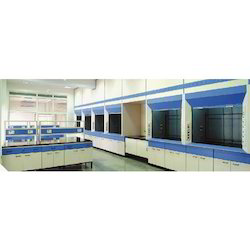 Fume Hood Lab Bench