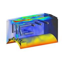 Computational Fluid Dynamics Depends CFD Simulation Services, In Pune