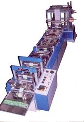 Pouch Making Machine for Packaging Industry