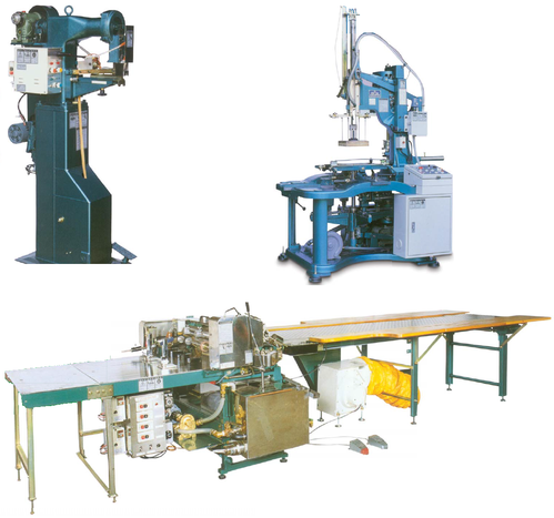 Semi Automatic Rigid Box Making Machine - S L Kulkarni Cyril