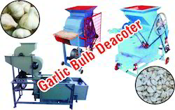 Garlic Decoter Machine