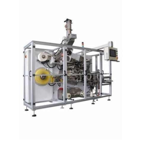 Fully Automatic Double Chamber Tea Bag Packaging Machine