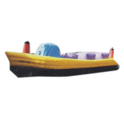 Inflatable Bouncy Boat