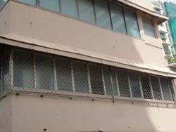 Aluminum Window Grills