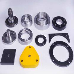 Precision Flanges and Brackets