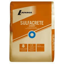 Sulphate Resistance Cement