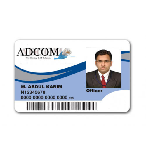 plastic id cards - Plastic Id Cards