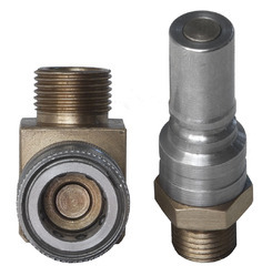 Flat Quick Release Coupling