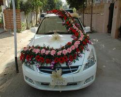 Wedding car decoration in mumbai wedding car decoration junglespirit Choice Image