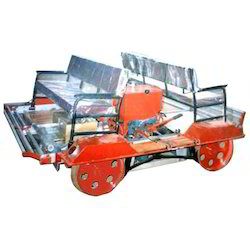 Heavy Duty Motor Trolley