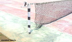 Lawn Tennis Or Badminton Pole
