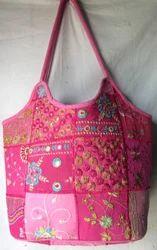 Patchwork Bohemian Jhola Bag