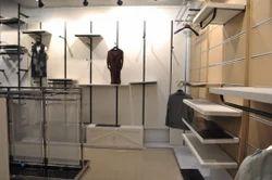 Showroom Rack Fittings