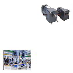 Electric AC Motor for Automation
