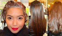 Hair Colour Treatment