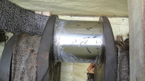 On Site Crankshaft Grinding - White Metal Engine Bearing