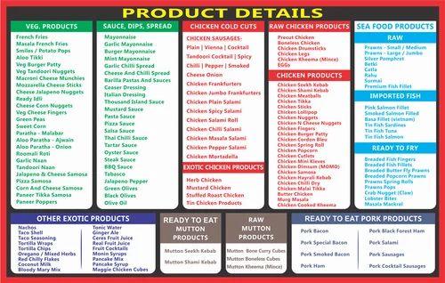 City Food Wholesale Price List