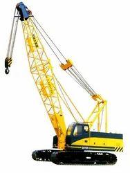 Hydraulic Crane Repair Service - Voltas Omega Crane Repairing