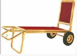 Alsha Hotel Bellboy Trolley