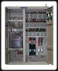 415 VAC Mild Steel LT Control Panel