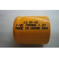 Industrial Battery (1/2 C) Nimh 1.2V Rechargeable Battery