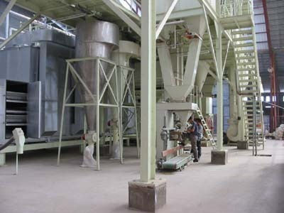 Poultry Feed Plant Machinery