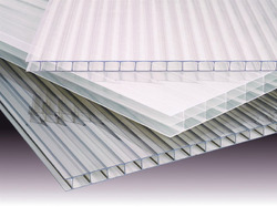 Green House Polycarbonate Sheet