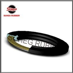 Metal Inserted Rubber Gasket